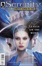 Serenity Leaves on the Wind 3 cover