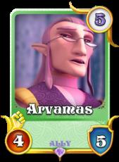 Arvamas