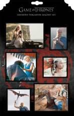 GOT-Daenerys-Targaryen-Magnet-Set