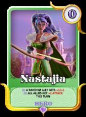Nastajia