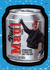 2014-Topps-Star-Wars-Wacky-Packages-Diet-Maul
