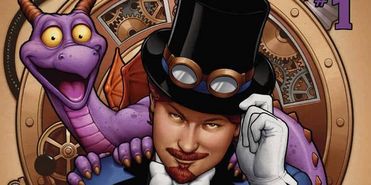 Wayne Hall, Wayne's Comics, Jim Zub, Skullkickers Disney, Marvel, Figment, Disney Kingdom,