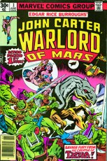 Marvel JCOM Vol 1 No1