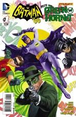 BatmanGreenHornet1Cover