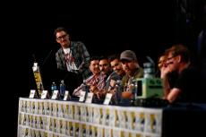 Adventure Time Panel at SDCC14_5
