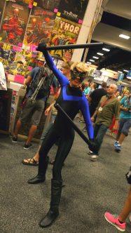 Lady Nightwing