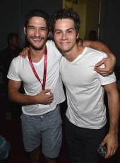 Tyler-Posey-and-Dylan-O'Brien