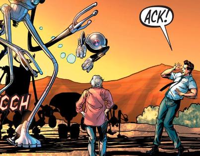 Astro City #14 Fred