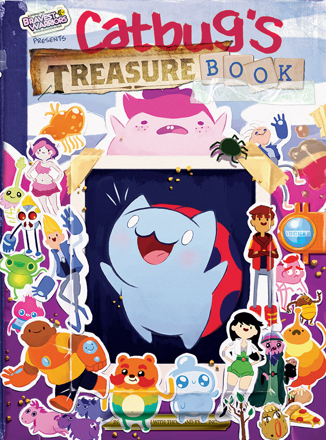 BravestWarriors-CatbugTreasureBook