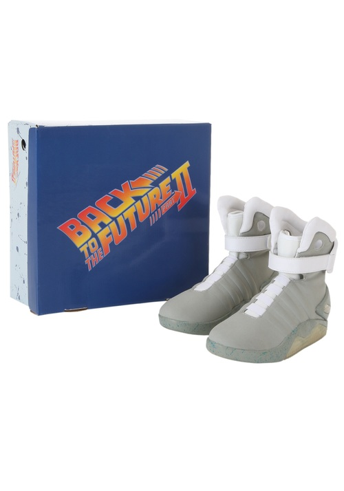 back to the future shoes c