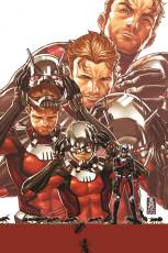 Ant man 1 cover