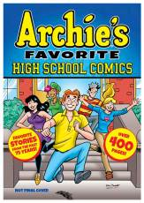 ArchiesFavoriteHighSchoolComics_CVR