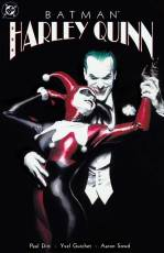 BatmanHarleyQuinn1Cover