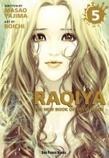 raqiya volume 5 cover
