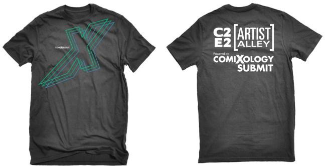 comixologyc2e2shirt