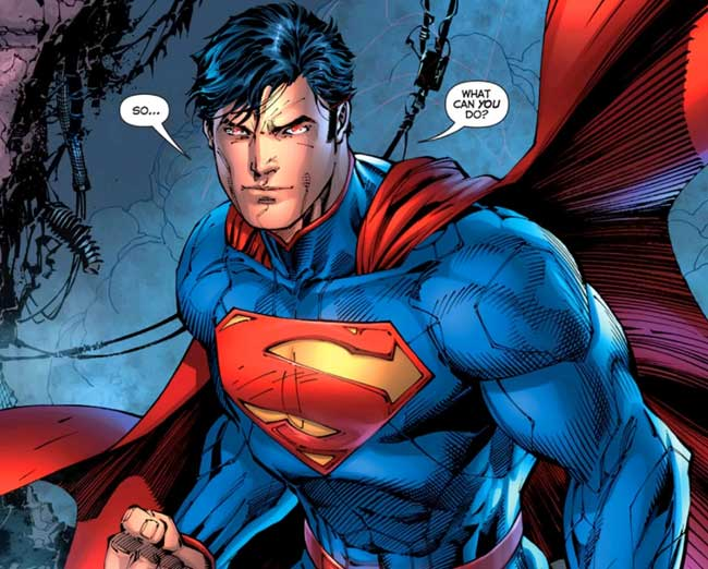 10 Superman