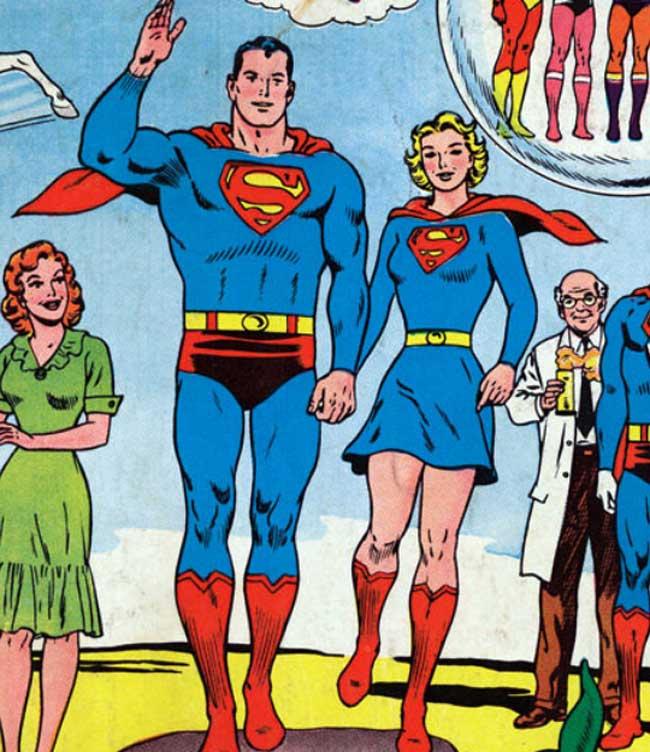 4 Superman