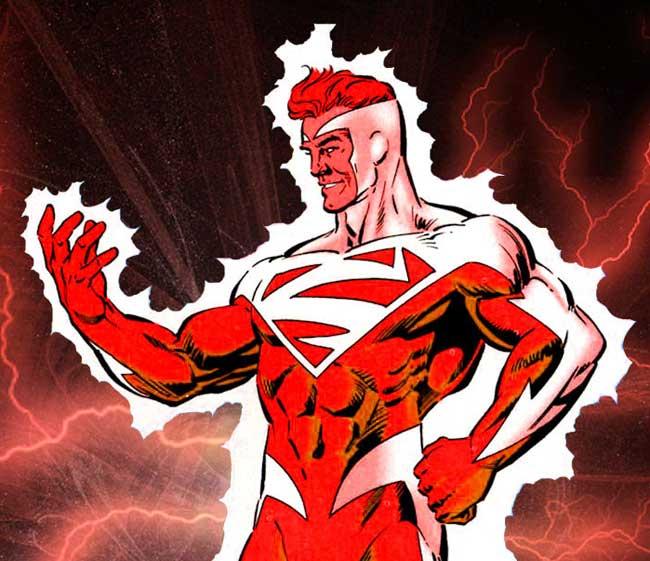 8 Superman