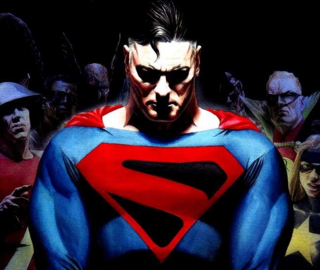 9 Superman