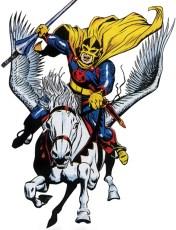 DC Comics, Flash, Black Knight, Marvel, Hawkman, Stingray, Sunfire, The Owl, Bloodwynd, Dan Jurgens, Batman, Wolverine, J.T. Krul, detectives,