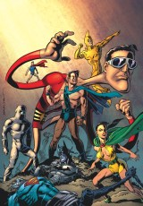 Convergence Plastic Man_cover