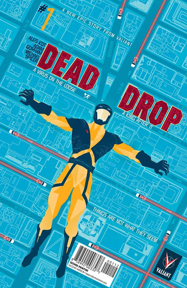 DEAD-DROP_001_COVER_SECOND-PRINTING