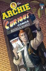 Archie#1Curious