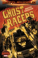 Ghost Racers cover