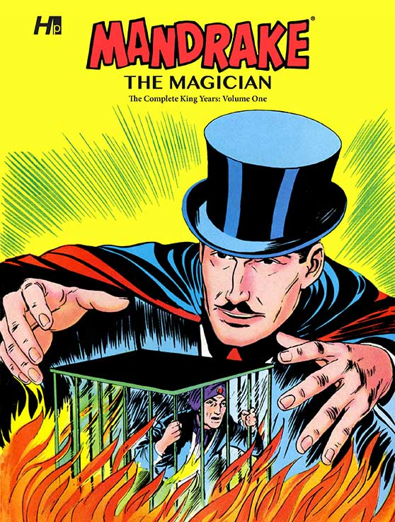 Mandrake-the-Magician-King-Years-V.-1-cover