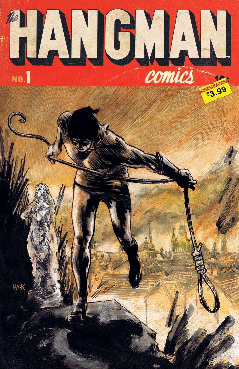 Archie comics archie comics sneak peek of the week major spoilers - Hangman 1_bradstreet Hangman 1_ff Hangman 1_hack