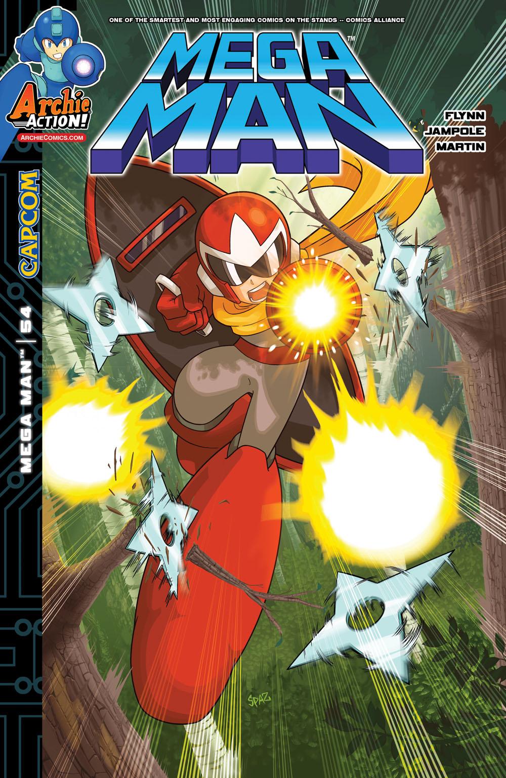 Archie comics archie comics sneak peek of the week major spoilers - Megaman 54