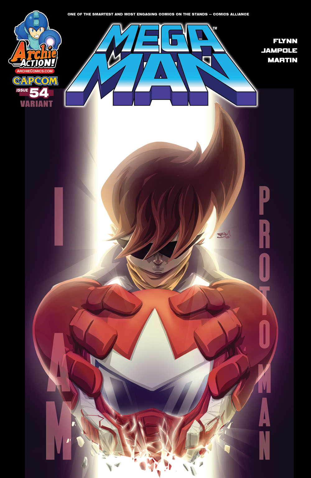 Archie comics archie comics sneak peek of the week major spoilers - Megaman 54 Megaman 54var
