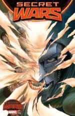 Secret Wars 5 cover