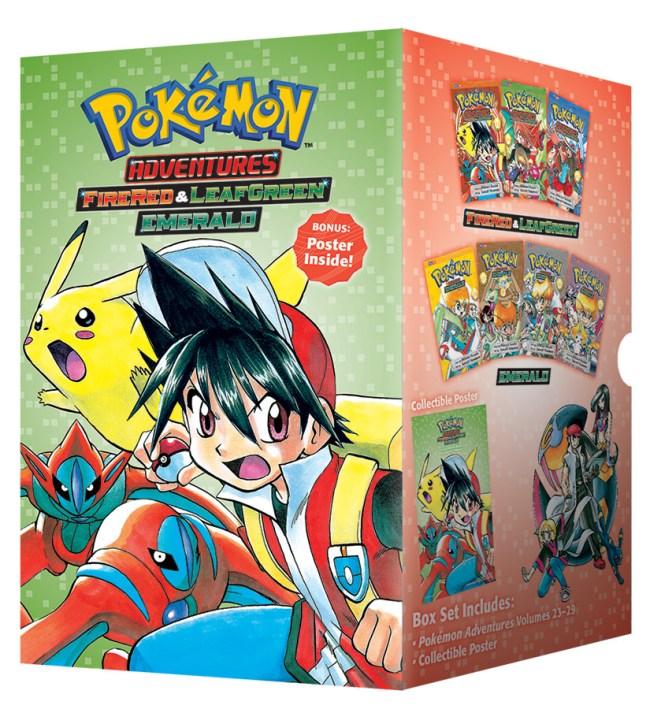 PokemonAdv-BoxSet-FireRedLeafGreenEmerald-3D
