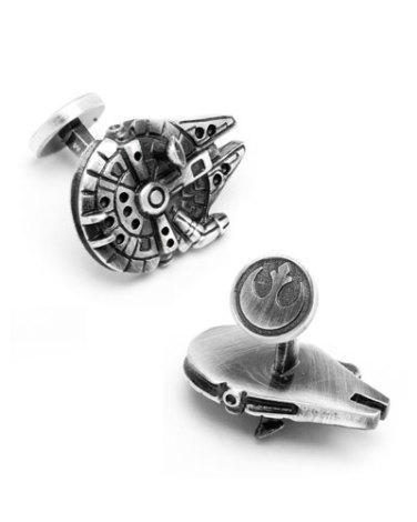 Millenium-Falcon-Cufflinks