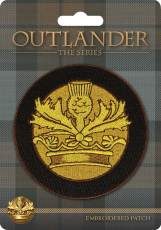 Outlander_Patch_CrownThistle