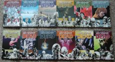 Trade paperback, issue, Bone, Jeff Smith, color, black and white, hardcover, softcover, Image, Stabbity Bunny, Richard Rivera, Walking Dead, script, pin-up