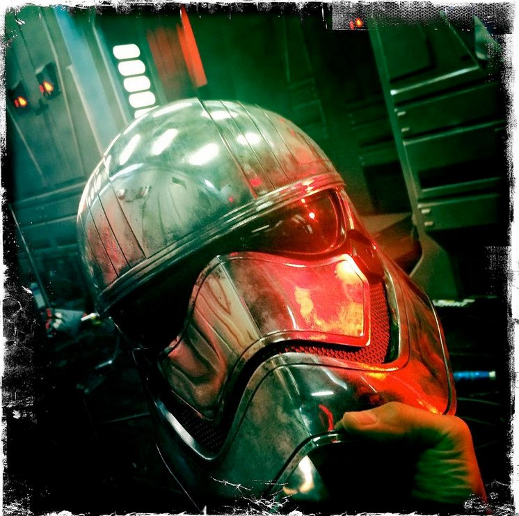 The Force Awakens Mindel Instagram