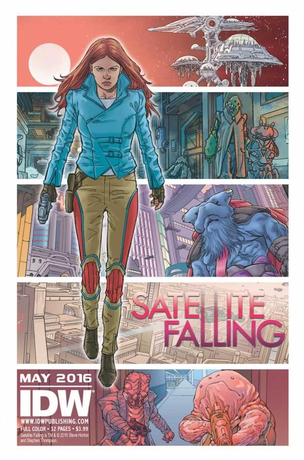 satellitefalling