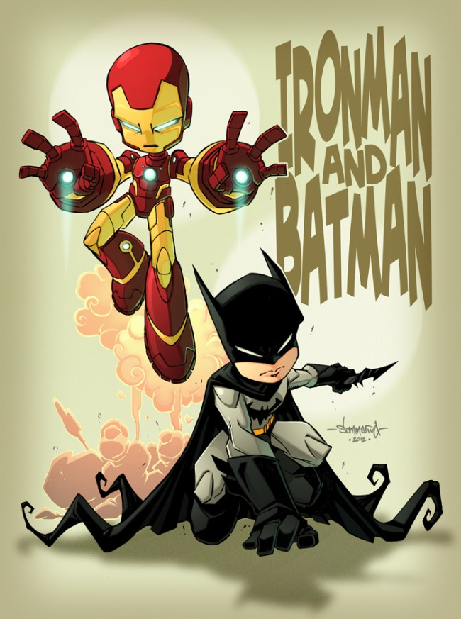 ironman_and_batman_kids_in_colour_by_red_j-d7fgvf2