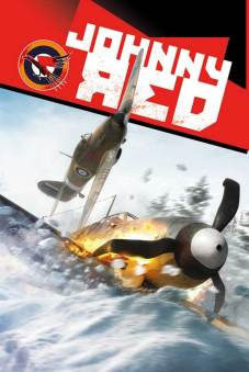 johnny_red_5_Cover_B