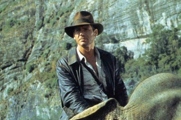 No Merchandising. Editorial Use Only. No Book Cover Usage. Mandatory Credit: Photo by Moviestore/REX/Shutterstock (1591677a) Indiana Jones And The Temple Of Doom,  Harrison Ford Film and Television