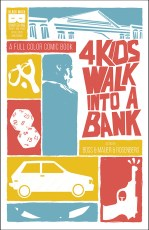 four kids walk into a bank