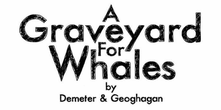 Wayne Hall, Wayne's Comics, Graveyard For Whales, indie comic, Brian Demeter, Josh Geoghagan, dream, dreamscape, Jungle Book, submarine, self-publish