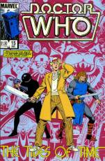 DoctorWho15Cover