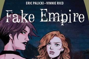 Wayne Hall, Wayne's Comics, Kickstarter, Eric Palicki, Orphans, Red Angel Dragnet, Fake Empire, Guardians of the Galaxy, Marvel, Gamora, Kitty Pride, X-Men, sci-fi, horror, fantasy, tooth fairy, Darby Pop