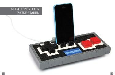 GeekyLEGOCrafts_PhoneStation