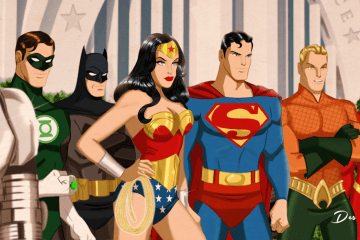 the-justice-league-by-des-taylor
