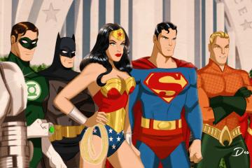the-justice-league-by-des-taylor