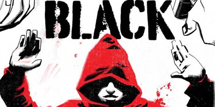 Wayne Hall, Wayne's Comics, Black, Black Mask Studios, Kwanza Osajyefo, Jamal Igle, Kareem Jenkins, superpowers, Juncture, Project, Hexaquarks, Tim Smith 3, Khary Randolph, Sarah Litt, Kickstarter